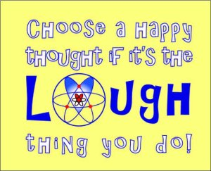 Choose from the buffet of Positive Thoughts